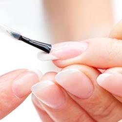 acryl nagel afwerken vijlen